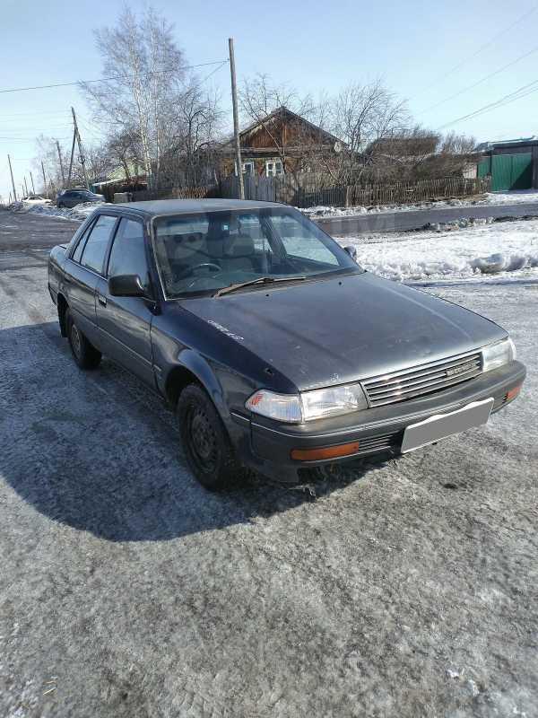 Toyota Corona, 1989 год, 62 000 руб.