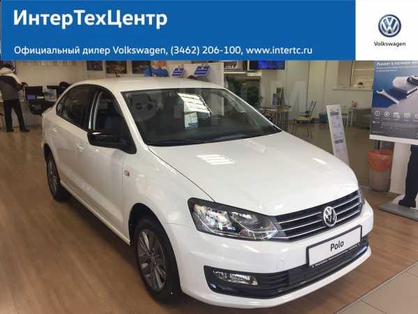 Volkswagen Polo, 2019 год, 811 800 руб.