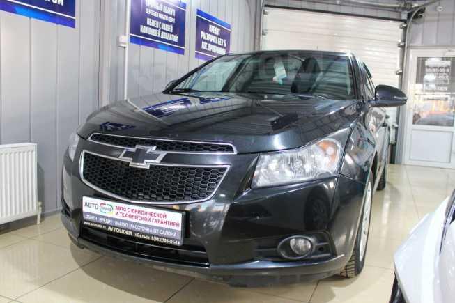 Chevrolet Cruze, 2012 год, 399 900 руб.