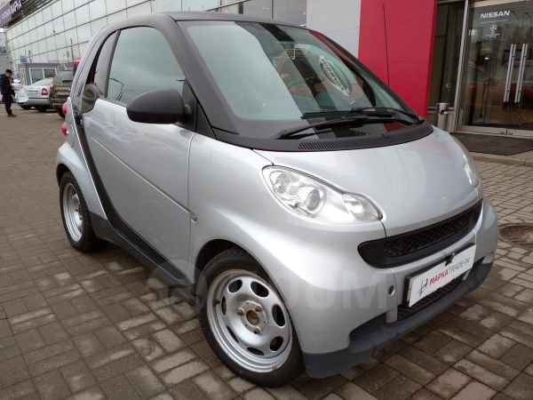 Smart Fortwo, 2011 год, 335 000 руб.