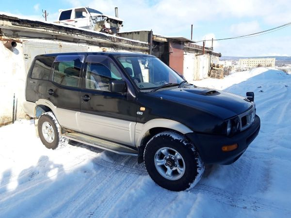 Nissan Mistral, 1997 год, 300 000 руб.
