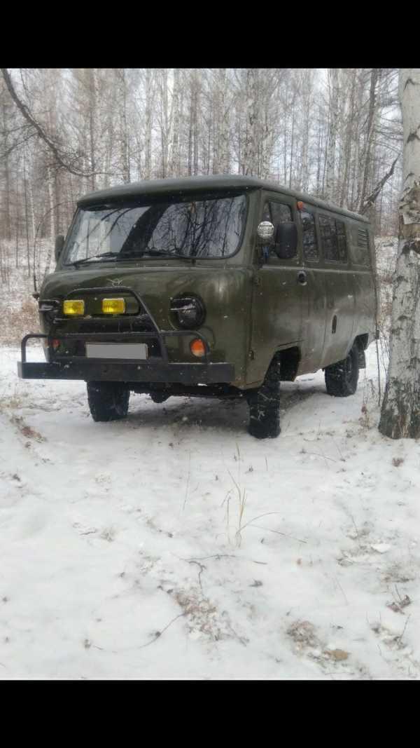 УАЗ Буханка, 1999 год, 155 000 руб.