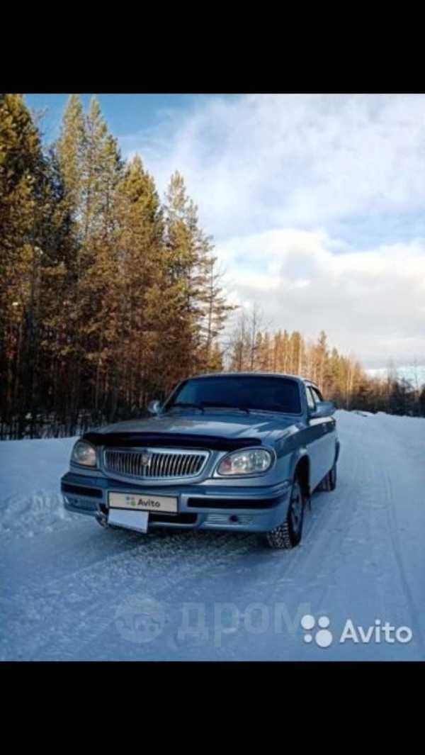 ГАЗ 31105 Волга, 2007 год, 125 000 руб.