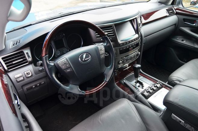 Lexus LX570, 2008 год, 1 579 000 руб.