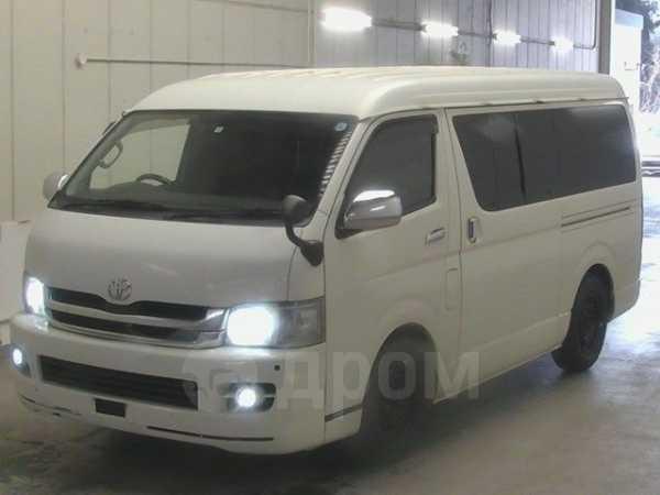 Toyota Hiace, 2007 год, 699 000 руб.