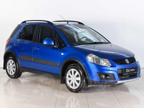 Suzuki SX4, 2012 год, 539 000 руб.