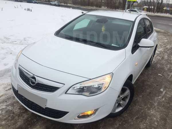 Opel Astra, 2012 год, 499 900 руб.