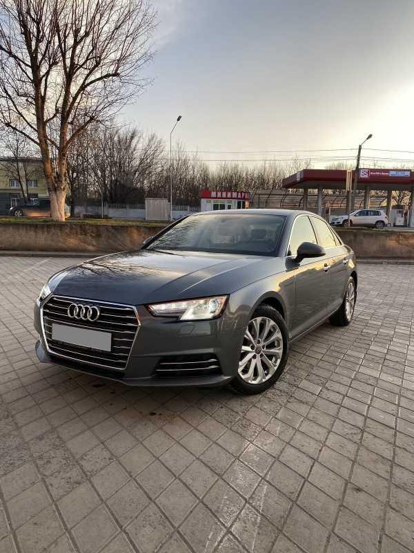 Audi A4, 2016 год, 1 250 000 руб.