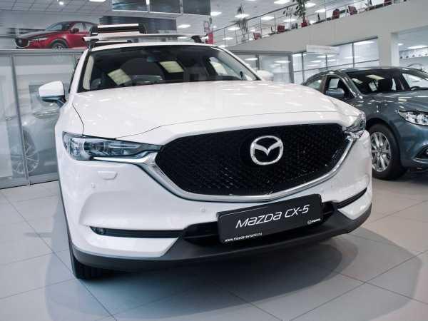 Mazda CX-5, 2020 год, 2 284 000 руб.