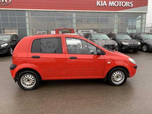 Hyundai Getz, 2009 год, 275 000 руб.