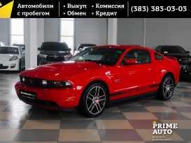 Новосибирск Mustang 2011