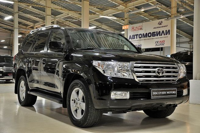 Toyota Land Cruiser, 2011 год, 1 649 000 руб.