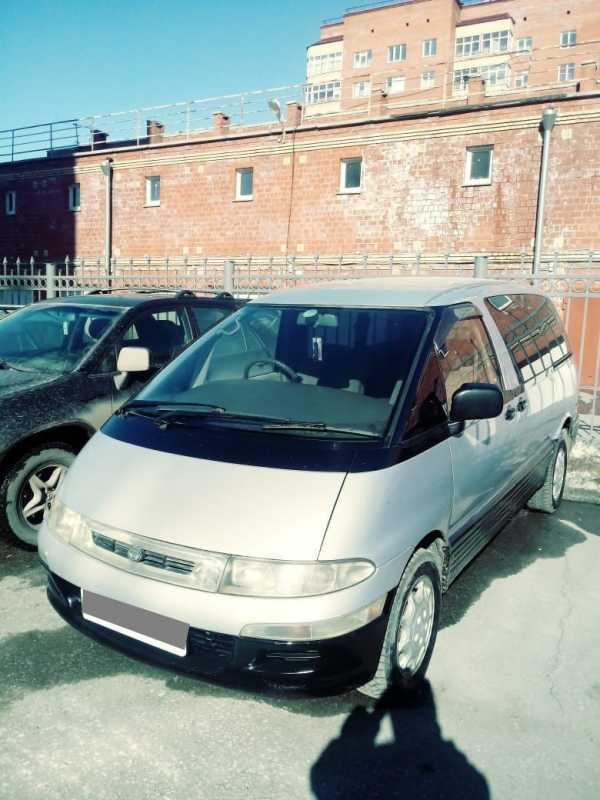 Toyota Estima Emina, 1994 год, 195 000 руб.