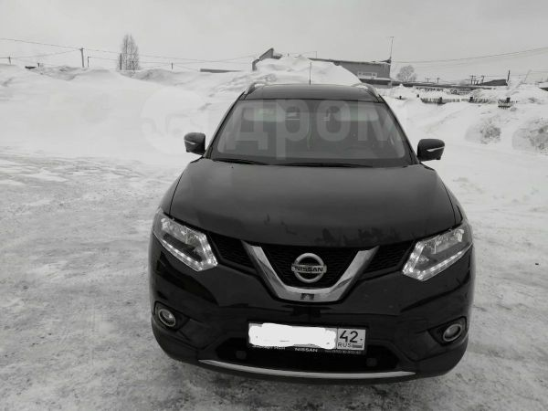 Nissan X-Trail, 2016 год, 1 285 000 руб.
