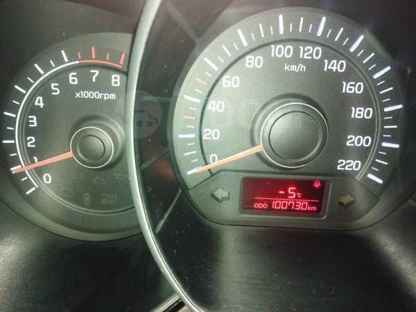 Kia Rio, 2012 год, 395 000 руб.