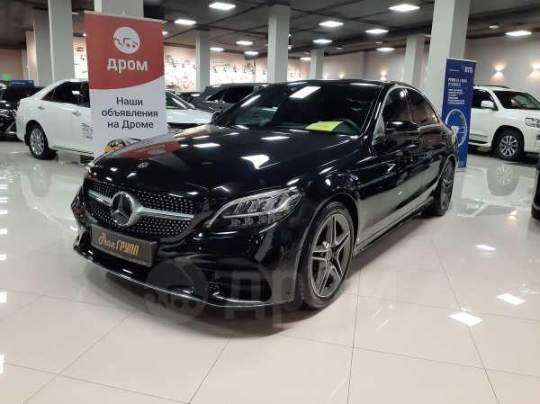 Mercedes-Benz C-Class, 2019 год, 2 400 000 руб.
