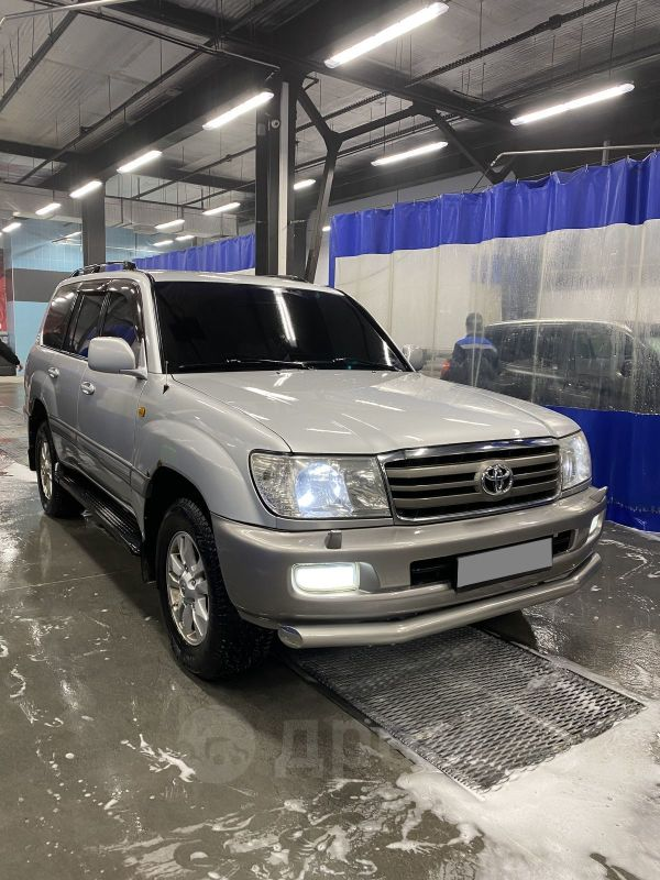 Toyota Land Cruiser, 2006 год, 1 050 000 руб.