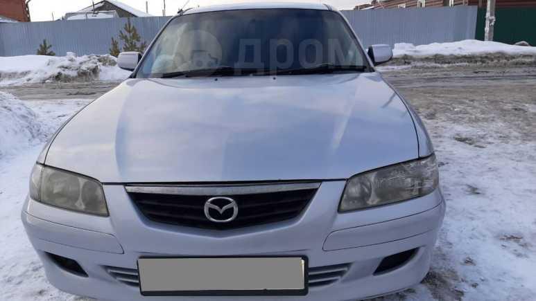 Mazda Capella, 2002 год, 220 000 руб.