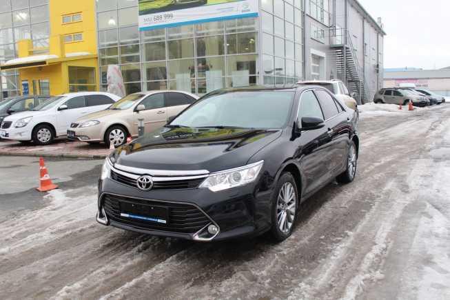 Toyota Camry, 2015 год, 1 420 000 руб.