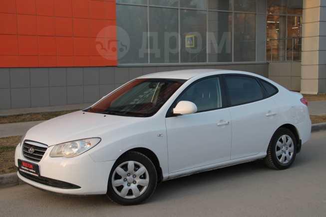 Hyundai Elantra, 2008 год, 362 000 руб.