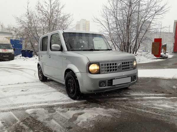 Nissan Cube, 2002 год, 209 000 руб.