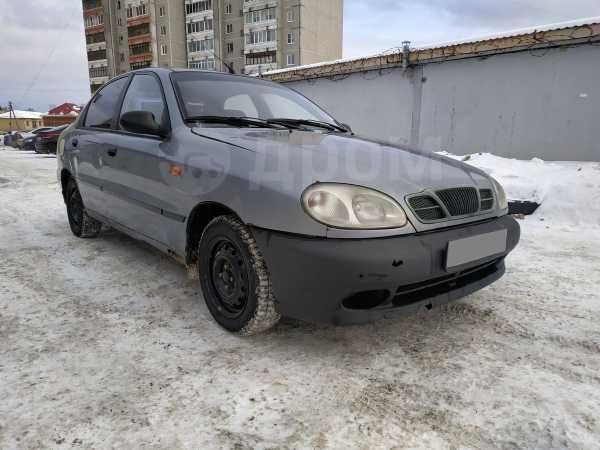 ЗАЗ Сенс, 2008 год, 52 000 руб.