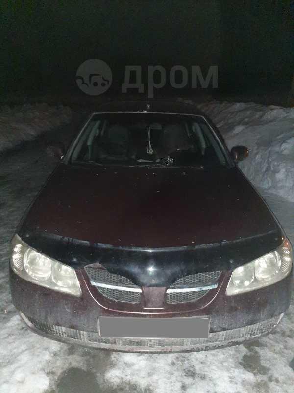 Nissan Almera, 2004 год, 165 000 руб.