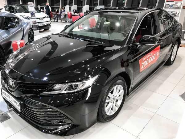 Toyota Camry, 2020 год, 1 926 000 руб.