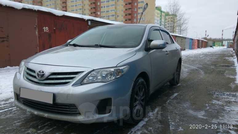 Toyota Corolla, 2012 год, 580 000 руб.