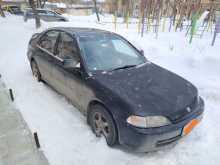 Омск Civic 1992