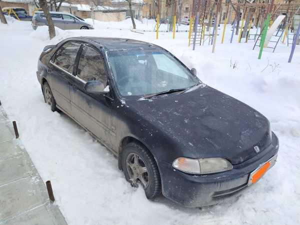 Honda Civic, 1992 год, 85 000 руб.