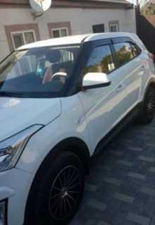 Грозный Hyundai Creta 2017