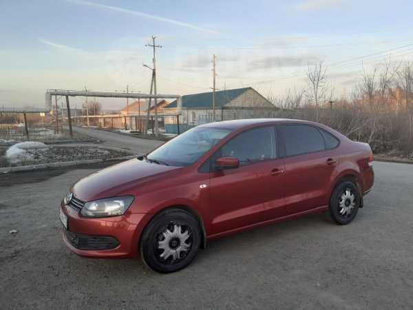 Volkswagen Polo, 2013 год, 448 000 руб.
