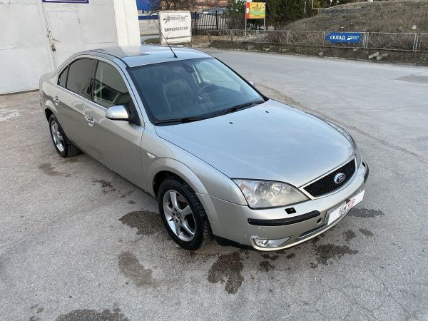 Ford Mondeo, 2003 год, 248 000 руб.