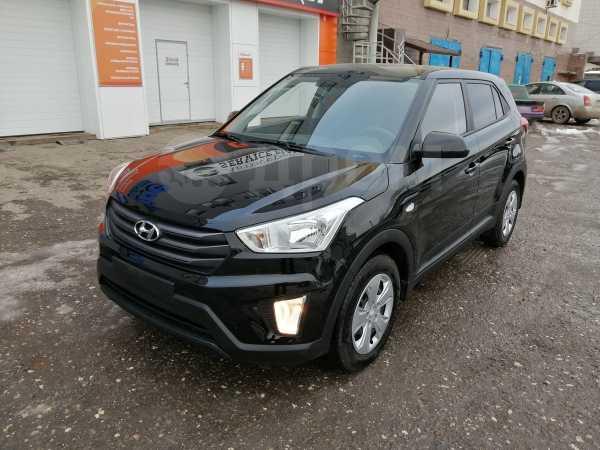 Hyundai Creta, 2018 год, 1 030 000 руб.