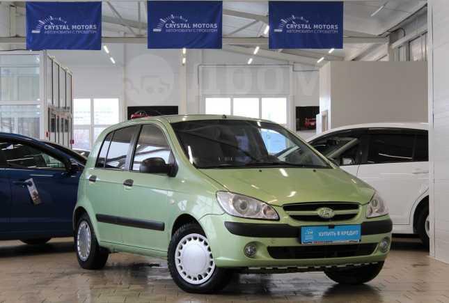 Hyundai Getz, 2006 год, 259 000 руб.
