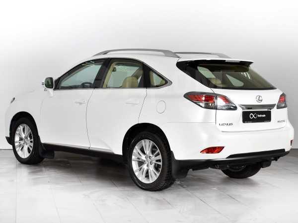 Lexus RX270, 2013 год, 1 734 000 руб.