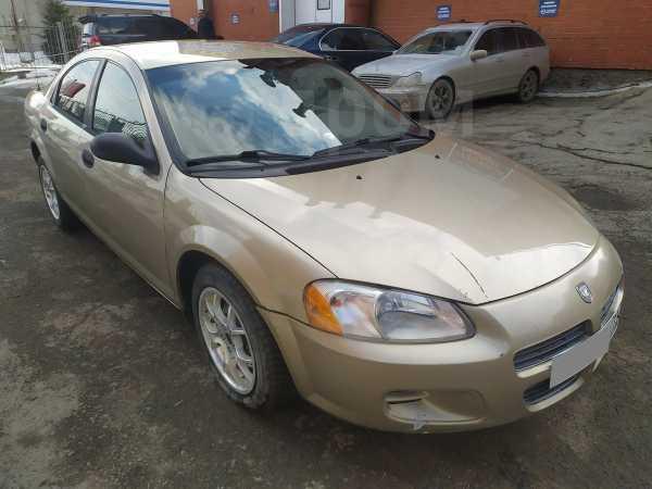 Dodge Stratus, 2003 год, 180 000 руб.
