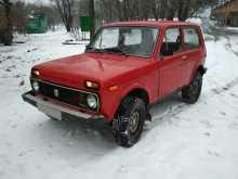 Москва 4x4 2121 Нива 1983