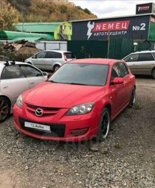 Mazda Mazda3, 2007 год, 183 000 руб.