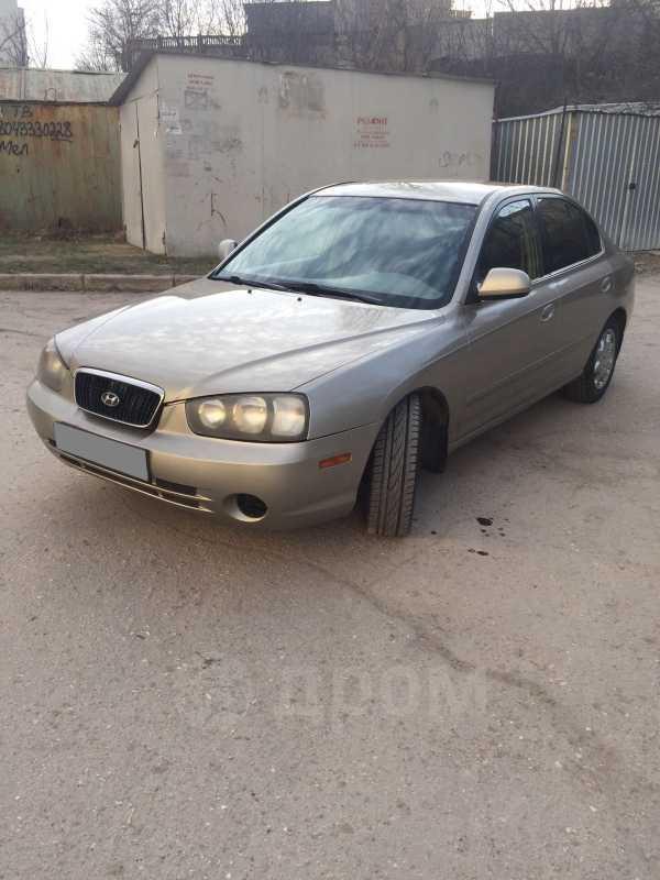 Hyundai Elantra, 2001 год, 145 000 руб.