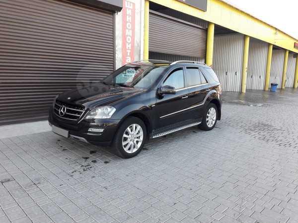 Mercedes-Benz M-Class, 2011 год, 1 100 000 руб.