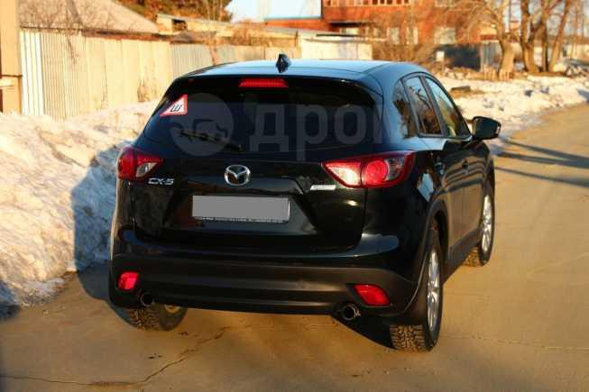 Mazda CX-5, 2015 год, 1 119 000 руб.