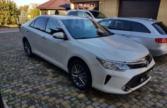 Toyota Camry, 2017 год, 1 455 000 руб.