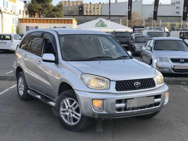 Toyota RAV4, 2003 год, 399 999 руб.