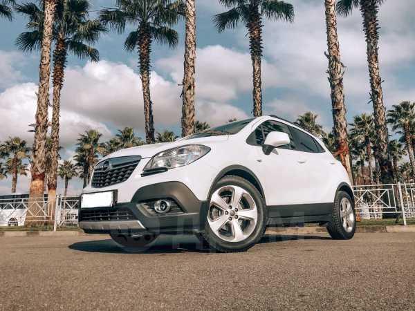 Opel Mokka, 2014 год, 660 000 руб.