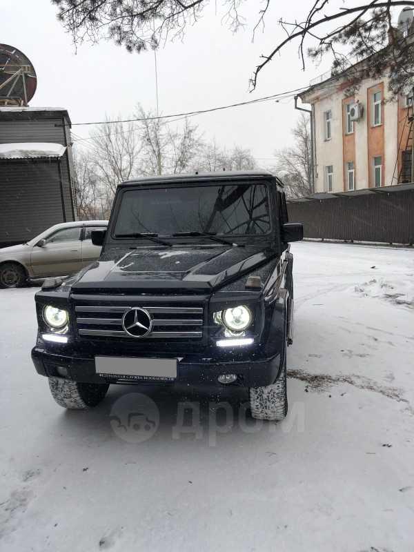 Mercedes-Benz G-Class, 1990 год, 550 000 руб.