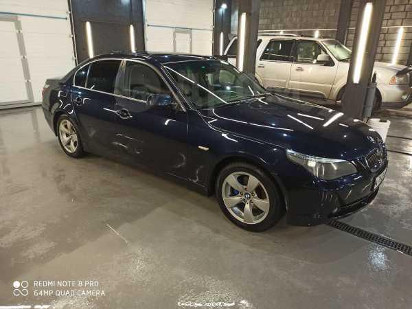 BMW 5-Series, 2004 год, 599 000 руб.