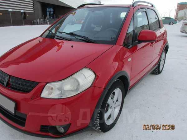 Suzuki SX4, 2007 год, 350 000 руб.
