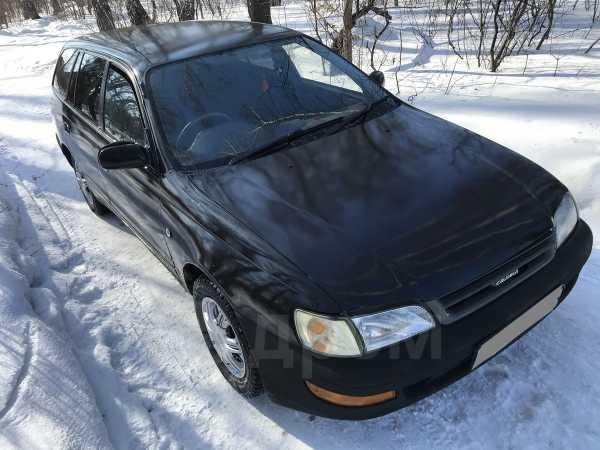Toyota Caldina, 1997 год, 99 000 руб.